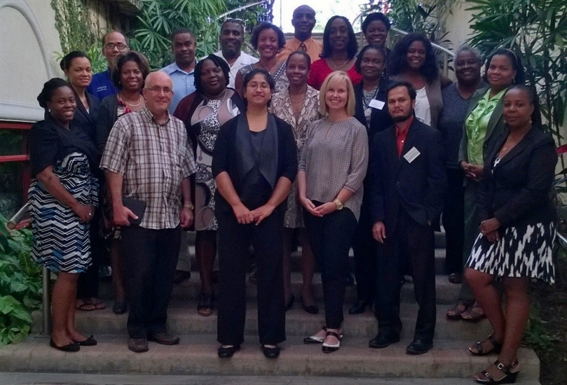 CR-FELTP Trains New Mentors in Jamaica