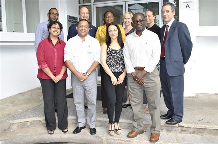 Launching the Caribbean Regional Field Epidemiology and Laboratory Training Programme