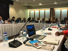 CARPHA/CRS Successes in Guyana Highlighted at WHO Conference